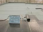 屋根の防水。