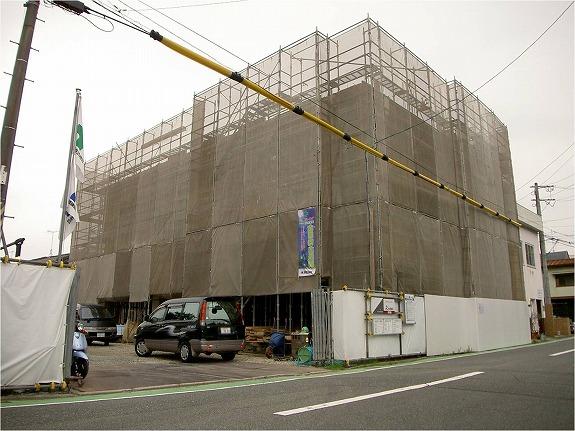 松村BUILD新築工事