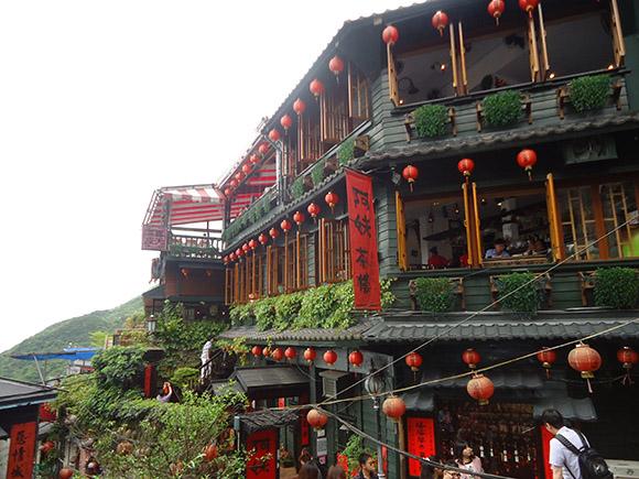 社員旅行2015 台湾 その3