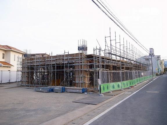 (仮称)鳥飼7丁目新築工事