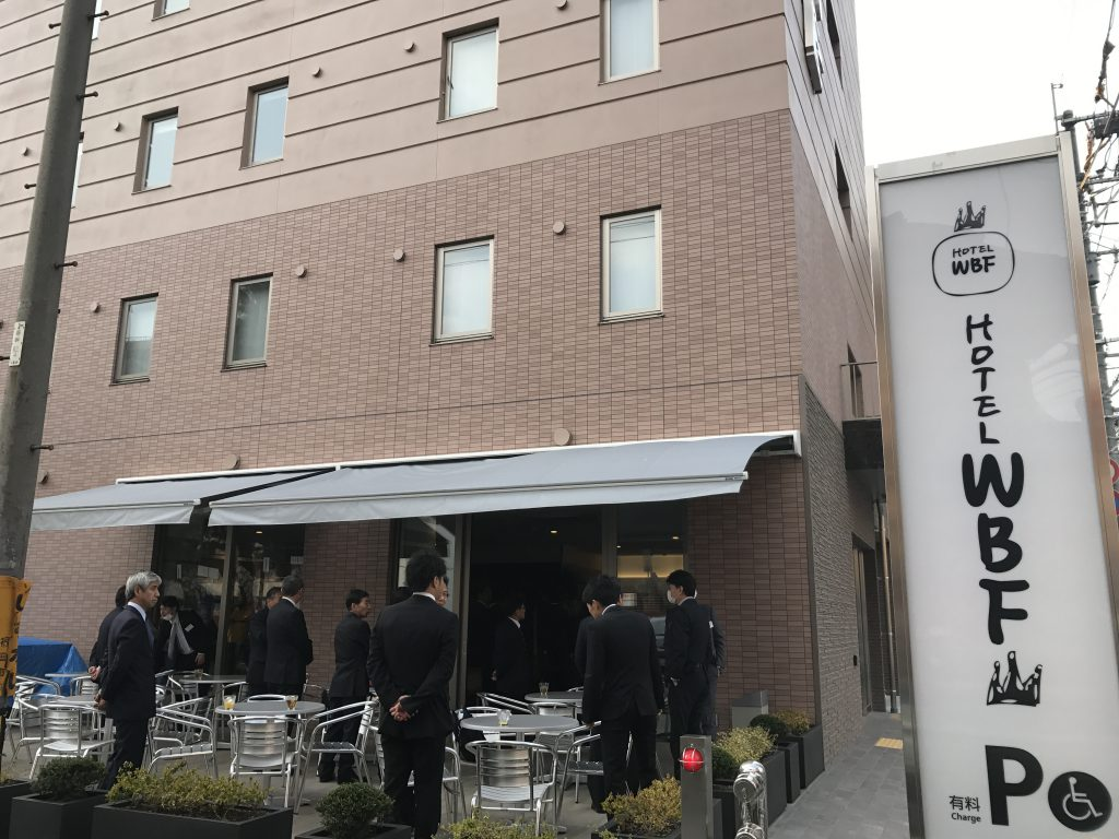 ホテル WBF福岡天神南